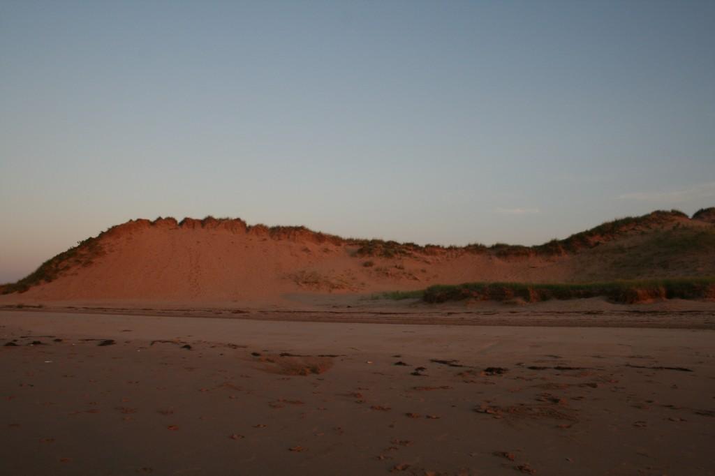 Evening Sand Dune